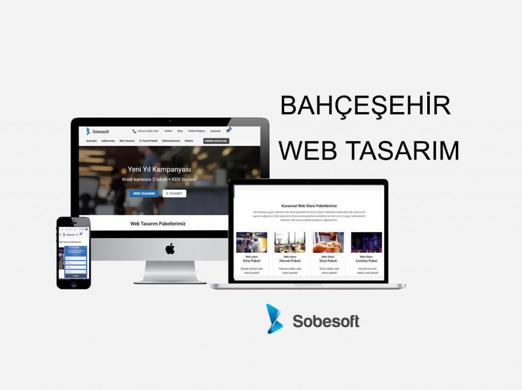 bahçeşehir web tasarım