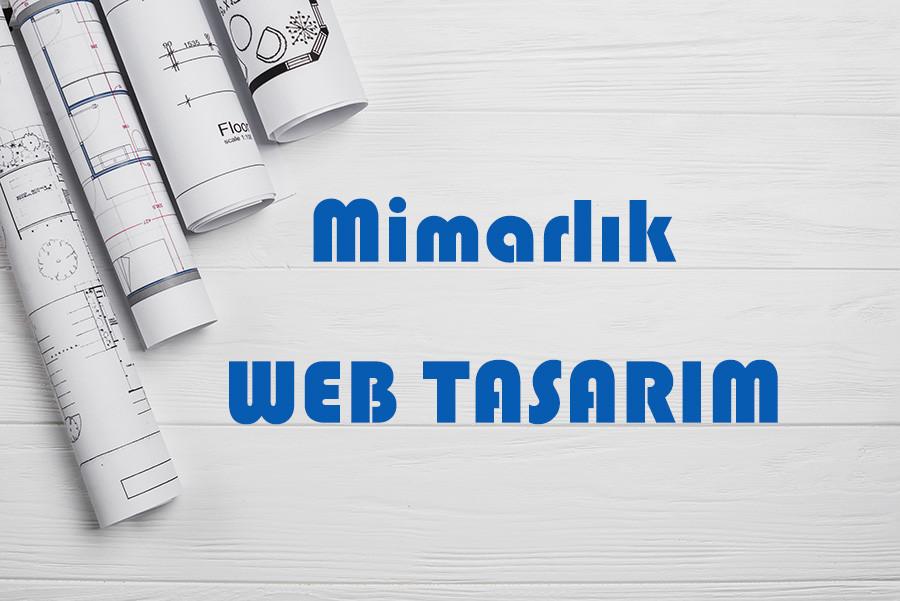 mimarlık web tasarım