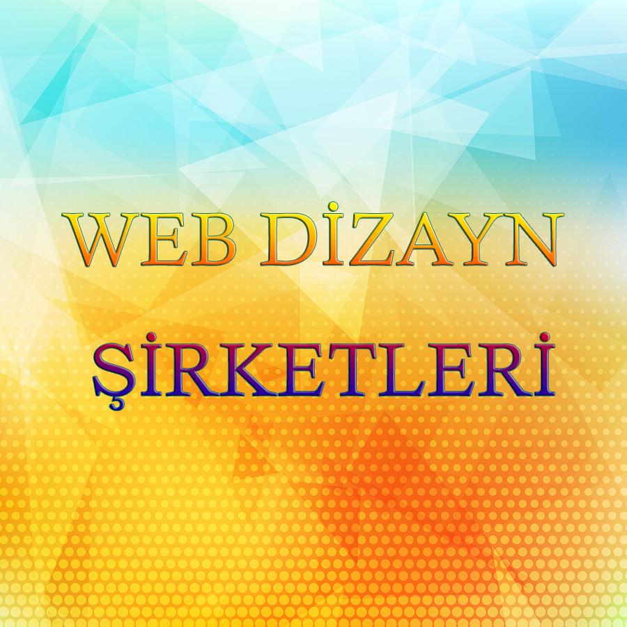 web dizayn şirketleri